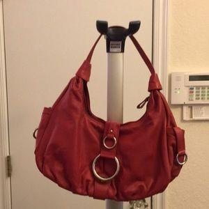Michael Rome designer handbag. Made in Italy.